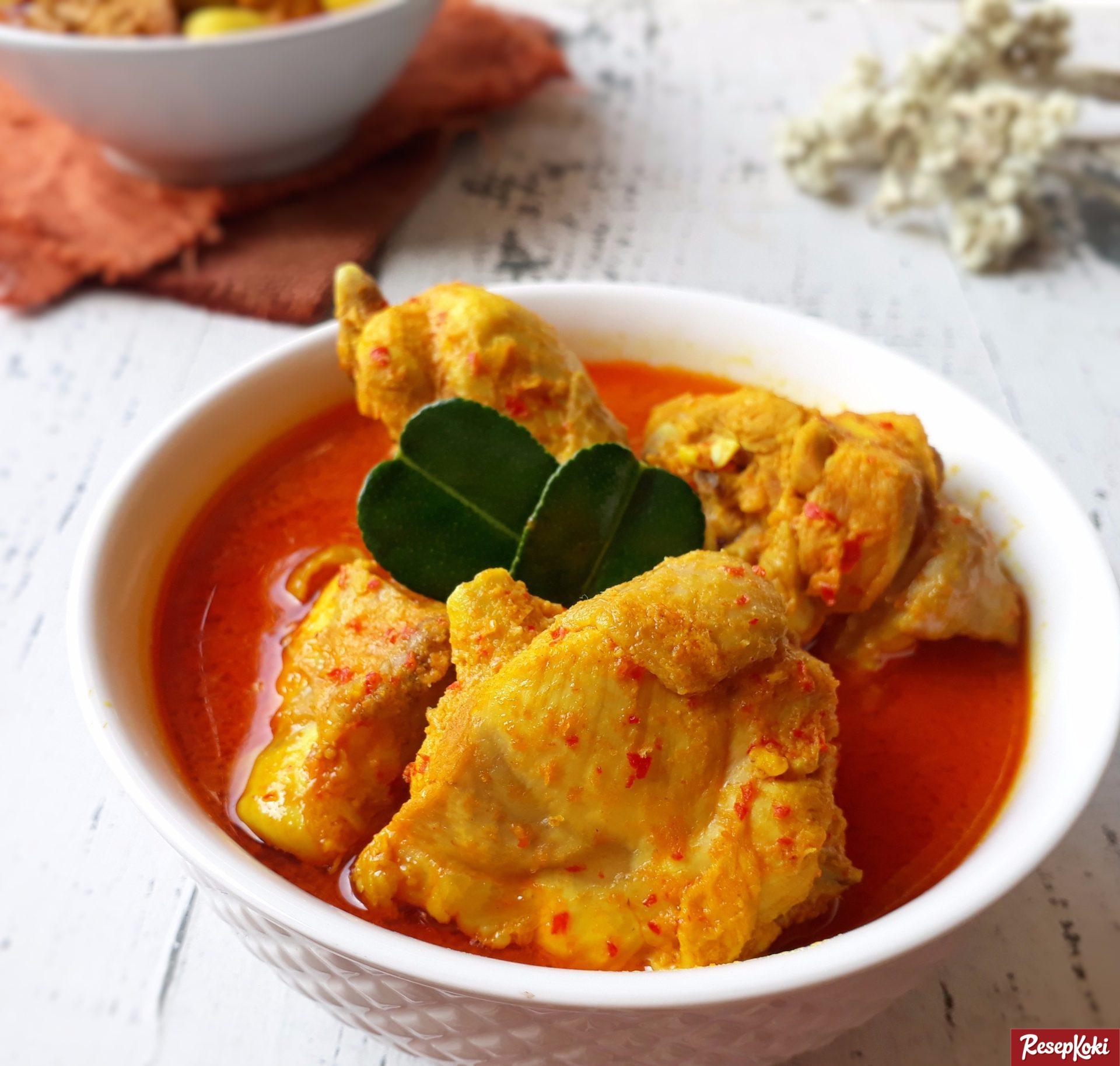 Cara Membuat Ayam Gulai