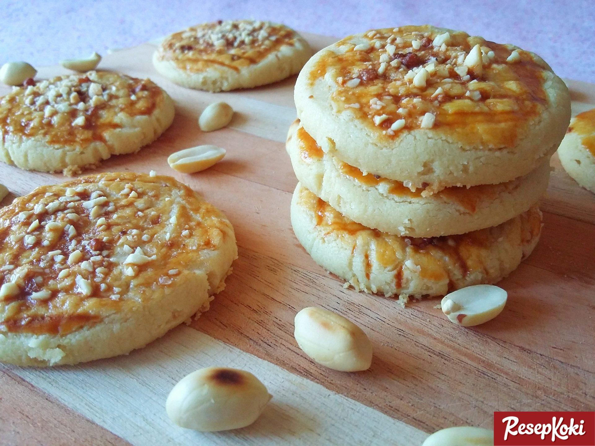kue kacang gurih  super creamy resep resepkoki Resepi Nasi Minyak Tanpa Susu Cair Enak dan Mudah