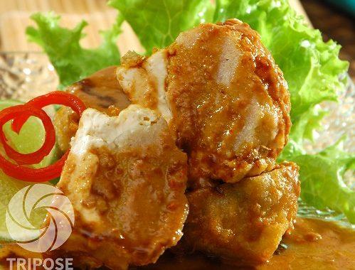 Resep Batagor Ayam Bumbu Kari