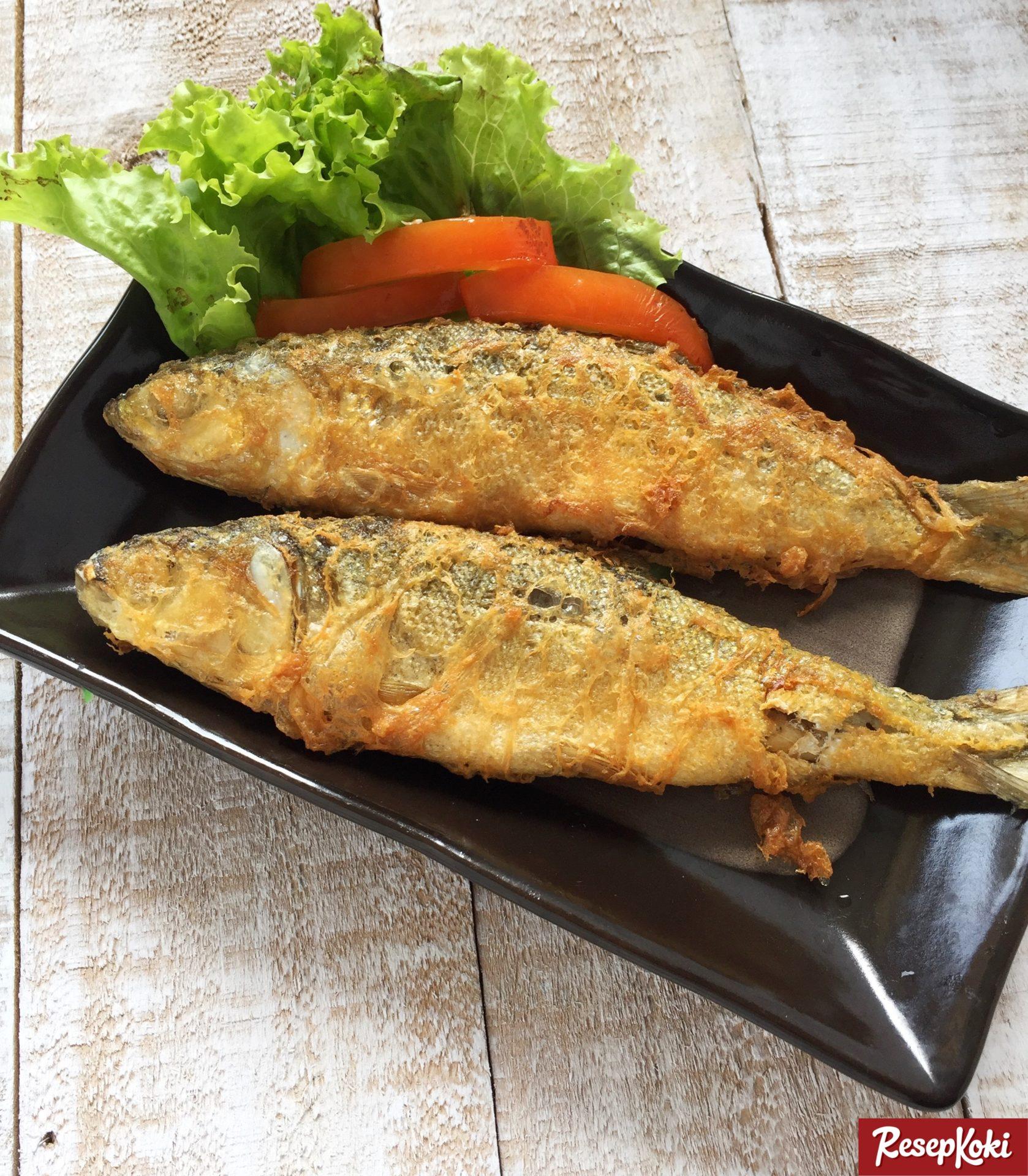 Ikan Bandeng Presto Gurih dan Lezat - Resep | ResepKoki