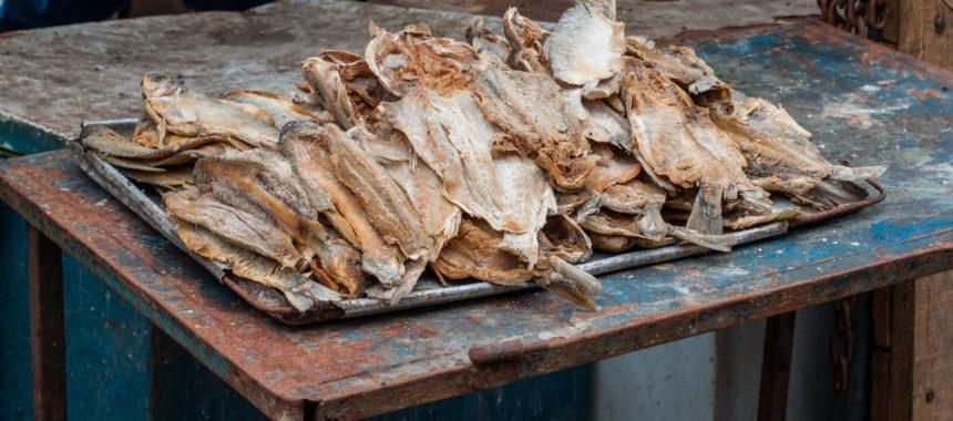 Tips Memilih Ikan Asin yang Baik dan Berkualitas
