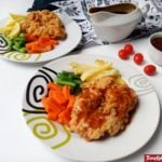 Resep Chicken Steak Brown Sauce