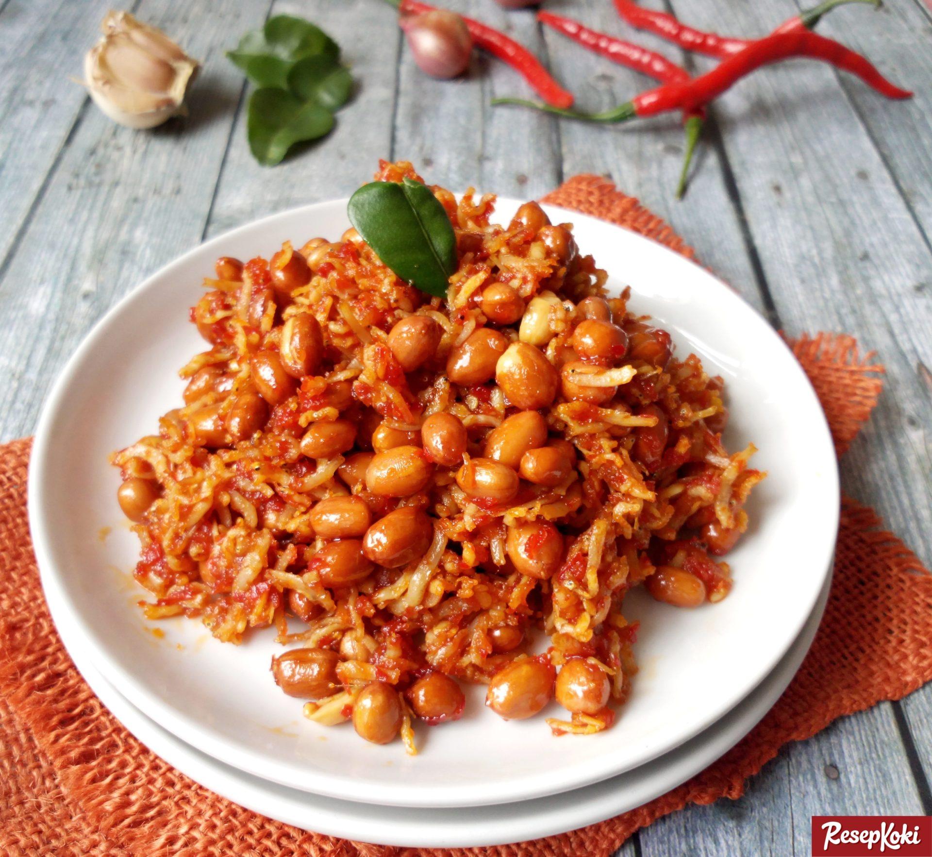 Sambal Goreng Kering Teri Kacang - Resep | ResepKoki