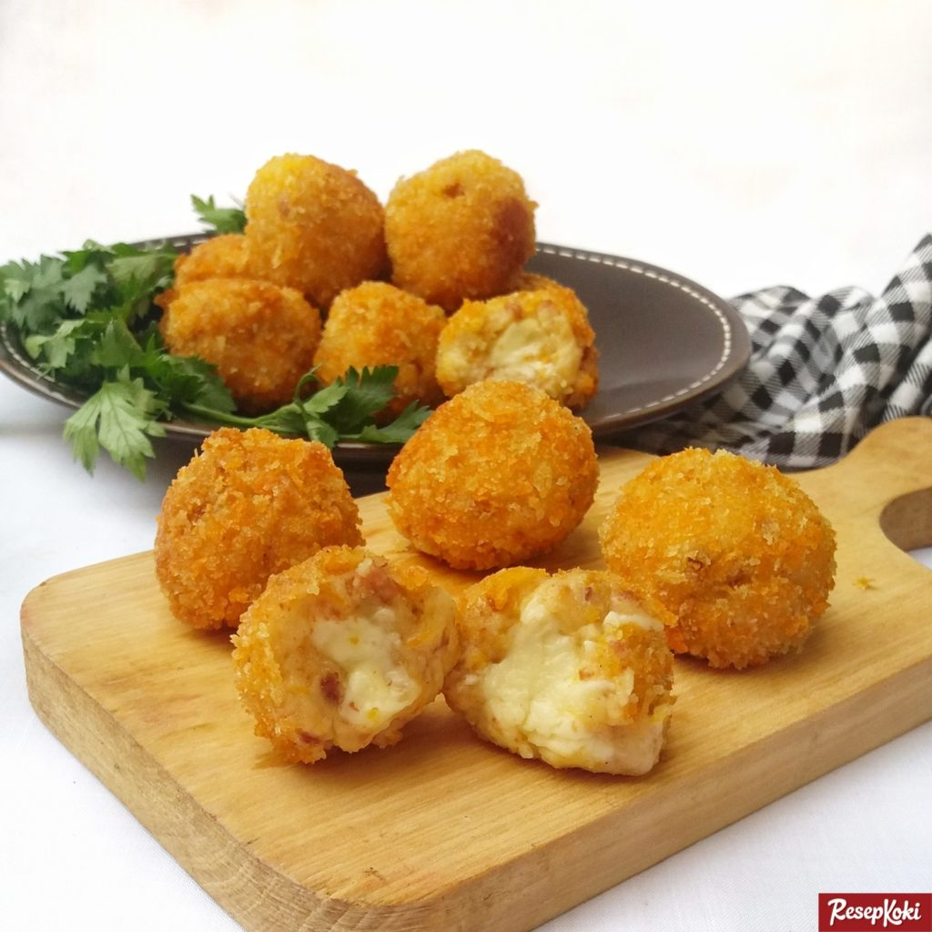Dapur Kreasiku Nugget Tahu: 4 Tips Agar Tepung Panir Tidak Rontok Saat Digoreng