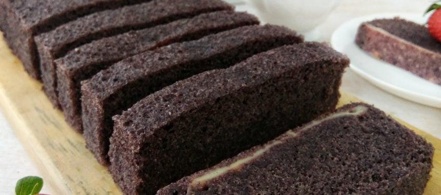 Resep Cake Kukus Ketan Hitam Jtt: Kue Ketan Hitam Kukus Lembut Dan Mudah