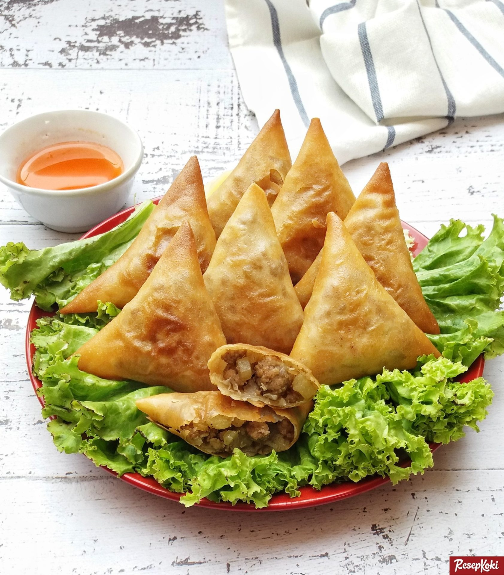 Dapur Kreasiku Nugget Tahu: Samosa Lezat Renyah Dan Simpel Ala Timur Tengah
