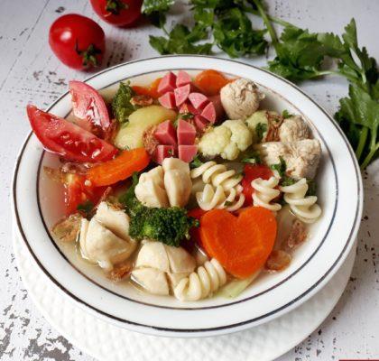 sop sayur