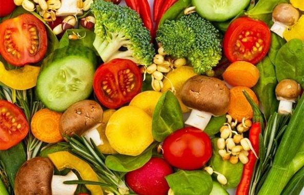 4 Tips Konsumsi dan Memilih Makanan Mentah