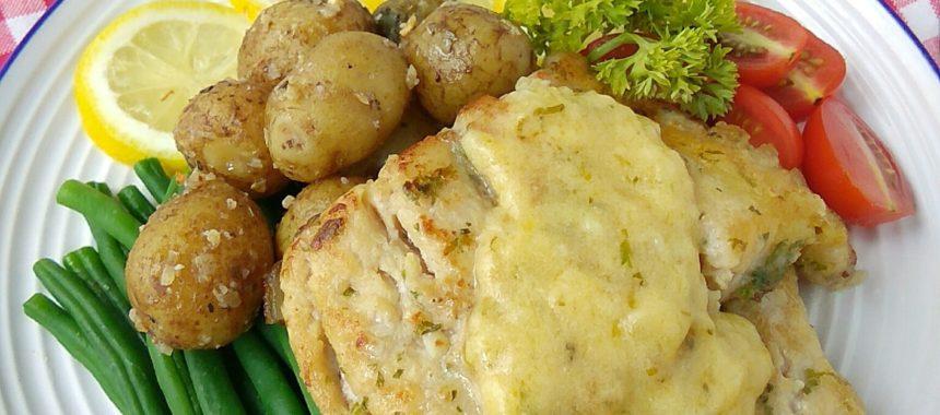 Resep Ikan Dori Panggang Saus Lemon