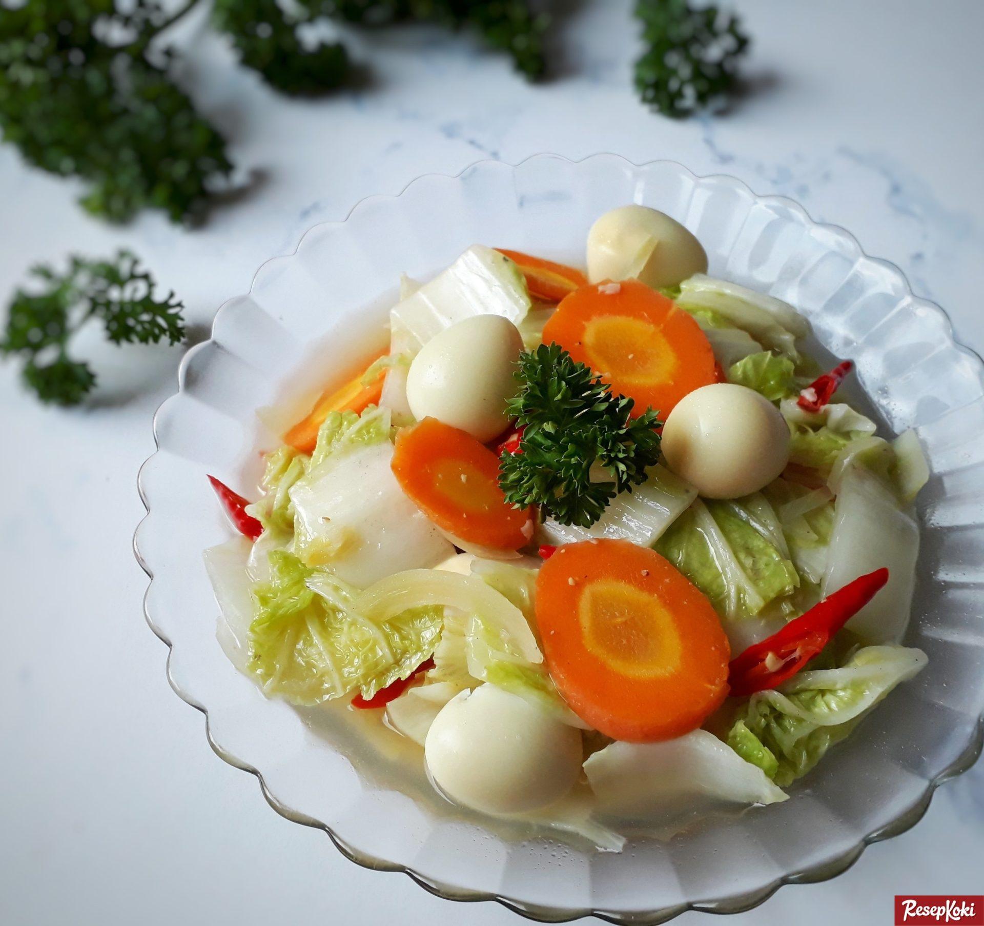 Image Result For Resep Sayur Sawi Mudah