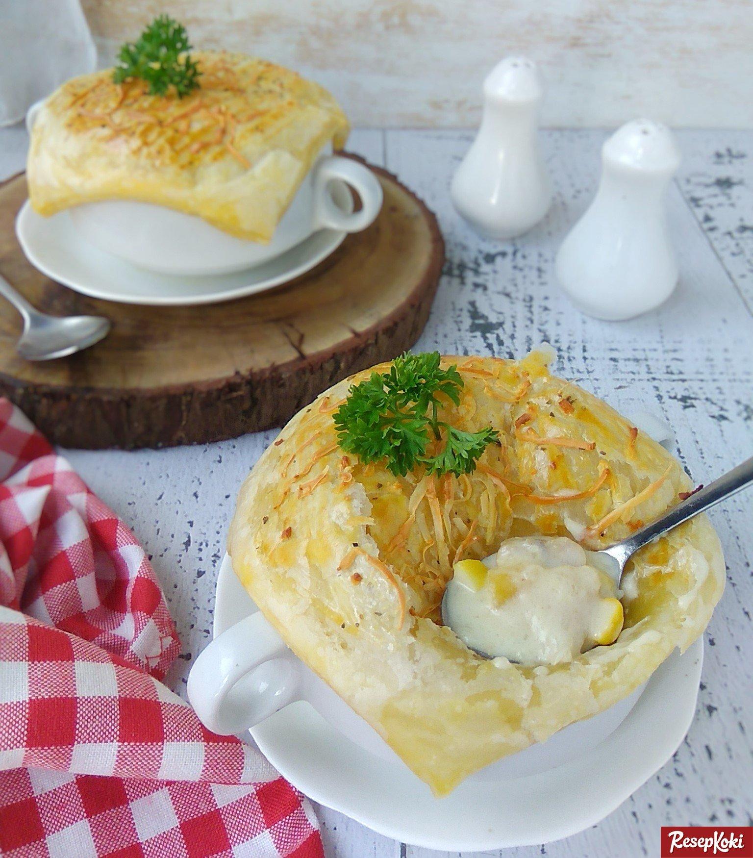 Zuppa Soup Pastry Lembut Super Creamy Praktis - Resep