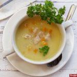 Resep Cream Soup Ayam