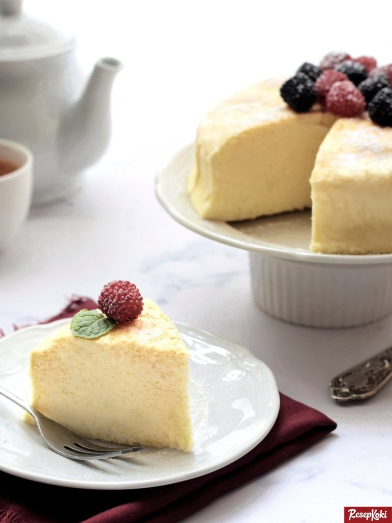 Tips Membuat Cheese Cake