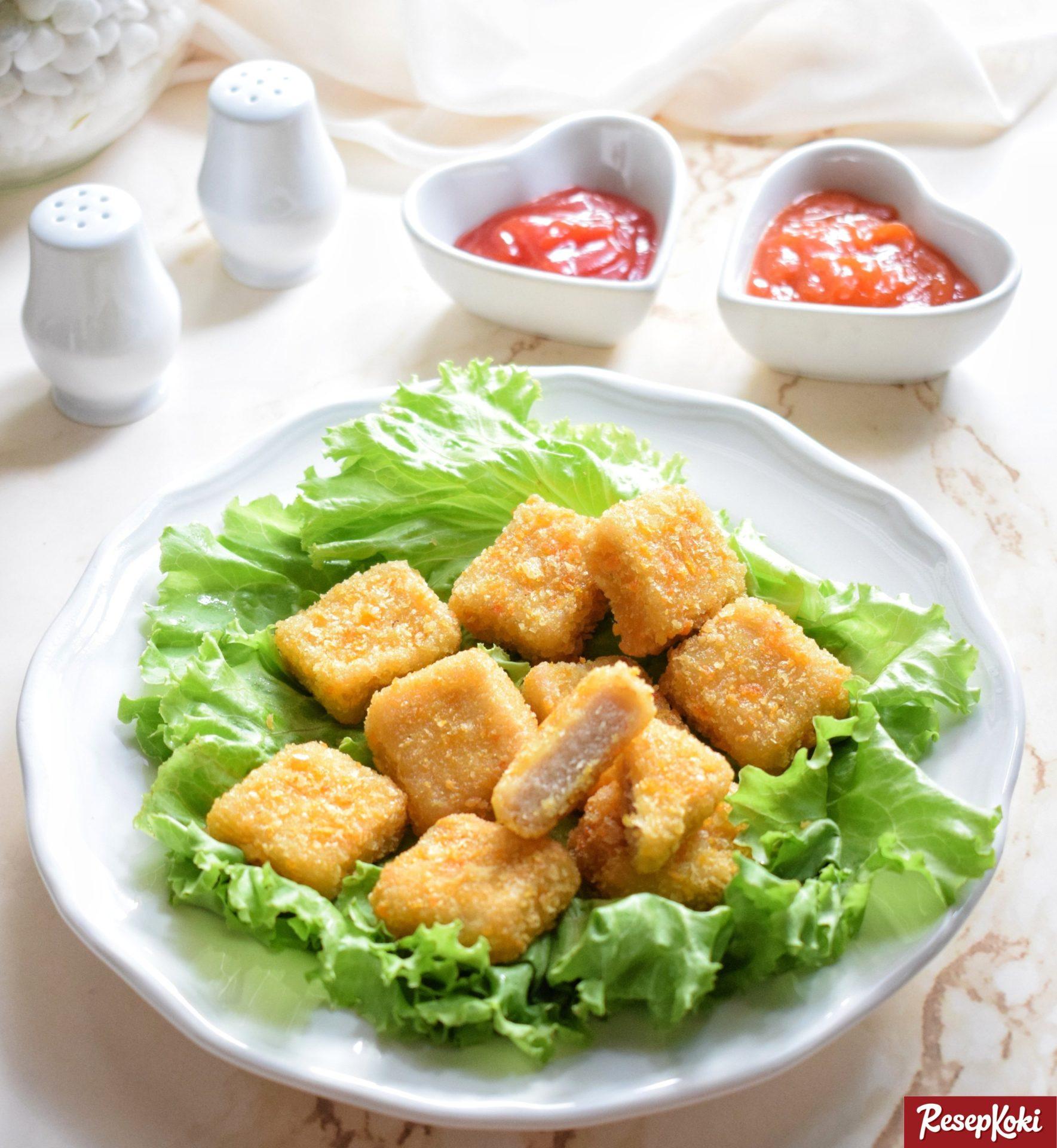 Nugget Ayam Tahu: 5 Kreasi Nugget Yang Enak Dan Praktis