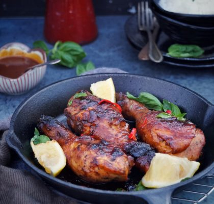 Ayam barbeque lezat