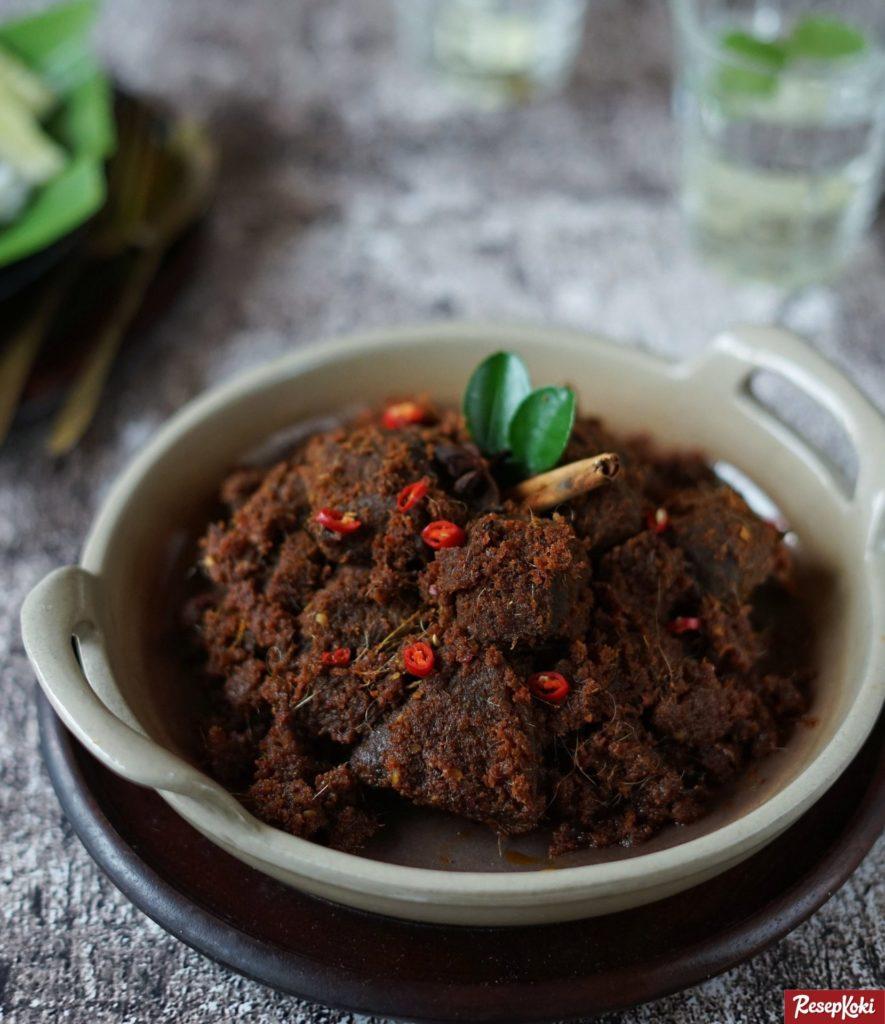 Image Result For Resep Rendang Daging Sapi Empuk